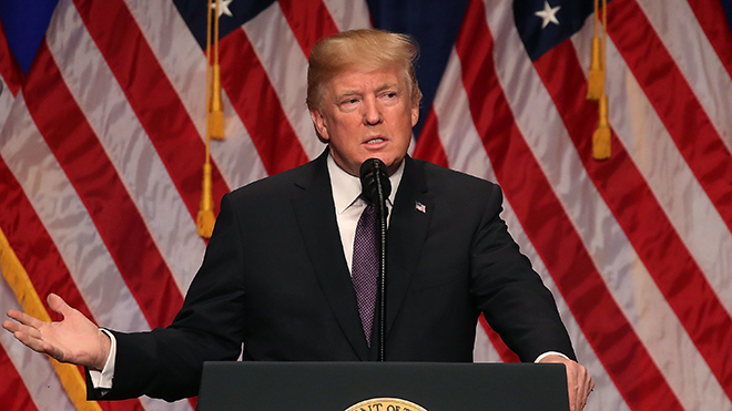 Ông Trump đe dọa làm leo thang cuộc chiến thương mại với Trung Quốc
