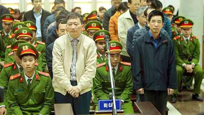 Viện Kiểm sát: Đủ căn cứ truy tố Trịnh Xuân Thanh tội 'tham ô tài sản'