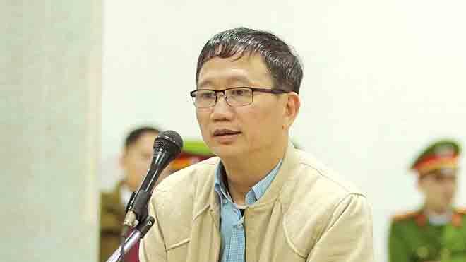 Xét xử vụ án PVP Land: Trịnh Xuân Thanh kêu oan, các bị cáo xin giảm nhẹ hình phạt