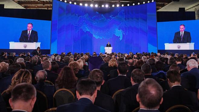 Mỹ, Anh phản ứng về Thông điệp liên bang 2018 của Tổng thống Nga