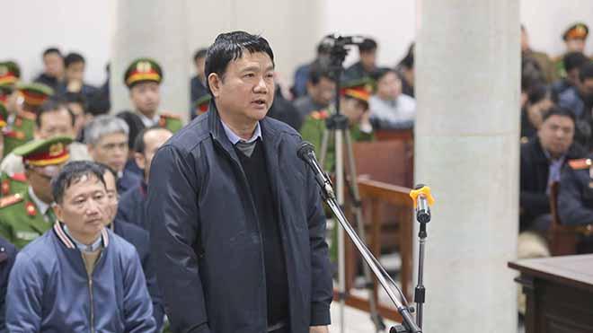 Chùm ảnh: Ngày thứ ba xét xử Trịnh Xuân Thanh và đồng phạm