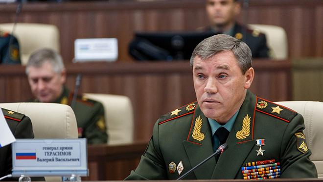 Tướng Nga tố Mỹ âm mưu ném bom Damascus