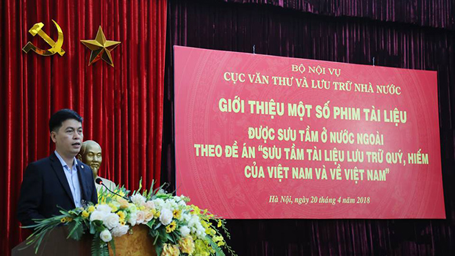 Sẽ phát sóng 3 bộ phim tư liệu quý hiếm về chiến tranh Việt Nam