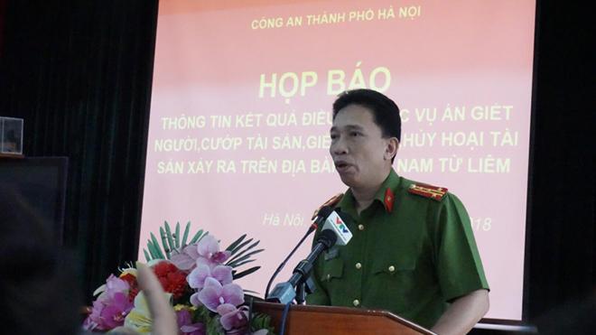 Hà Nội: Khởi tố nghi phạm giết người vứt xác phi tang