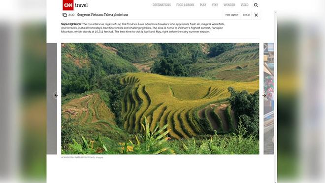 VIDEO: CNN giới thiệu 30 địa điểm đẹp nhất Việt Nam