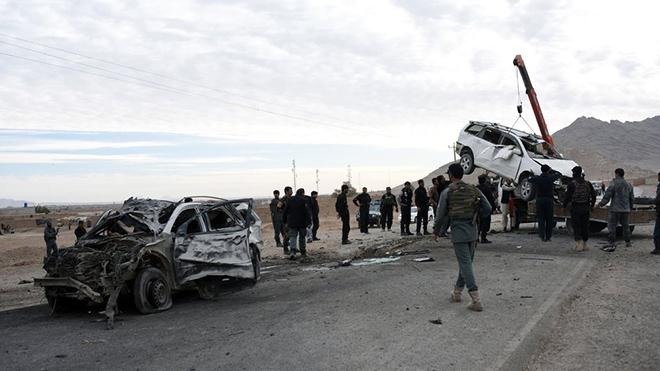 Afghanistan: 7 người thiệt mạng do trúng bom - 6 người nước ngoài bị bắt cóc