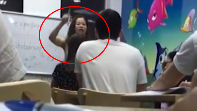 VIDEO Giáo viên mắng học viên 'óc lợn' càng thanh minh, dư luận càng phẫn nộ