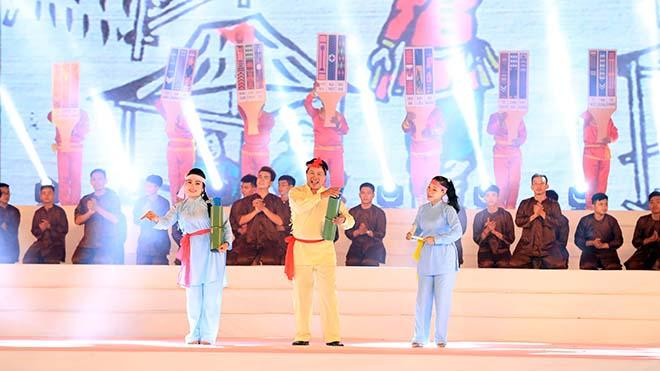 Lễ đón bằng UNESCO công nhận 'Nghệ thuật Bài chòi' là Di sản văn hóa phi vật thể đại diện nhân loại