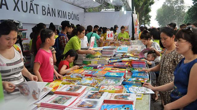 300.000 bản sách phục vụ thiếu nhi trong dịp hè 2018