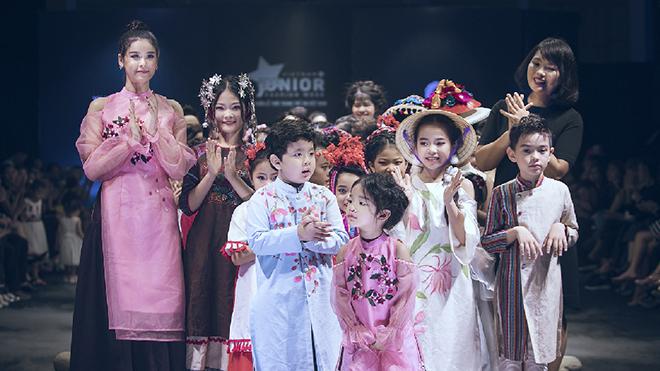 Tuần lễ thời trang trẻ em Việt Nam mùa 6 rộn ràng trước giờ G