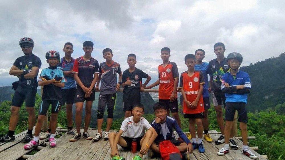 Thái Lan: Đã tìm thấy 13 thành viên đội bóng thiếu niên sau 9 ngày mất tích trong hang động
