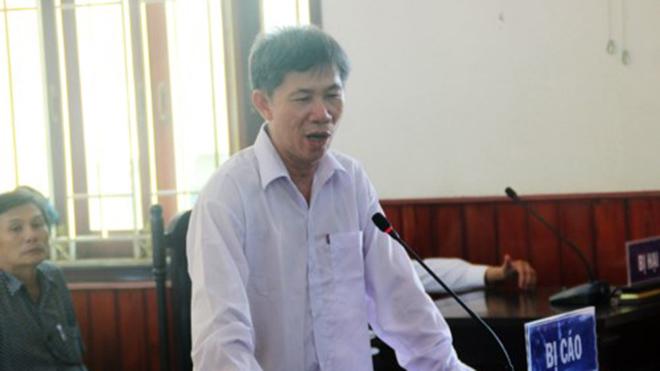 Tuyên án 8 năm tù giam đối với nguyên Trưởng phòng Thanh tra thuế vì nhận hối lộ
