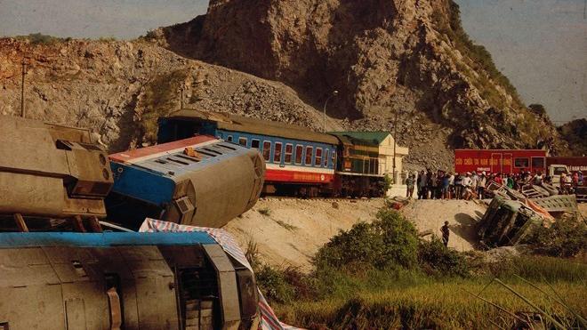 Lãnh đạo Cục Đường sắt nhận kỷ luật gì sau hàng loạt tai nạn tàu hỏa?