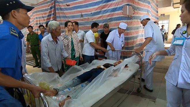 VIDEO: Truy sát kinh hoàng ở Bạc Liêu khiến 11 người thương vong