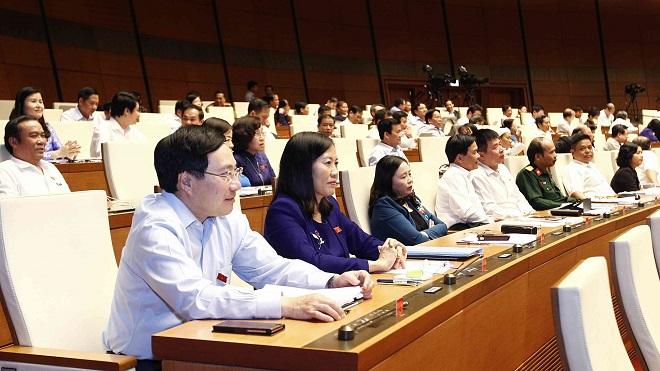 Kỳ họp thứ 6, Quốc hội khóa XIV: Chỉ rõ những bất cập của Kỳ thi THPT Quốc gia năm 2018