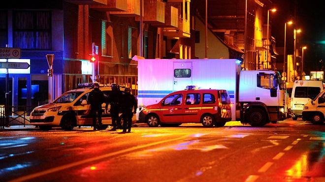 Nổ súng tại khu chợ Giáng sinh ở Pháp khiến 4 người chết: Cảnh sát đối đầu hung thủ
