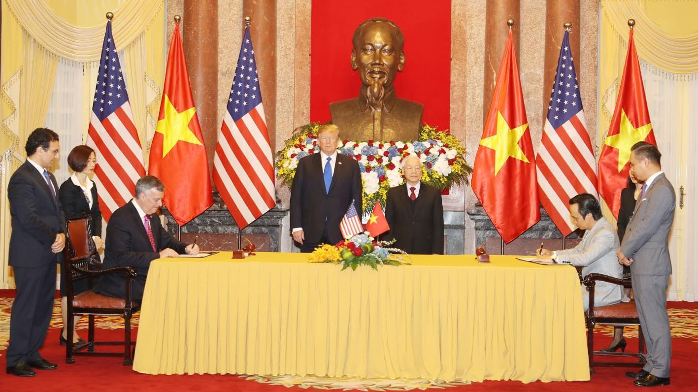 VietJet và Bamboo Airways ký thỏa thuận mua 110 máy bay Boeing