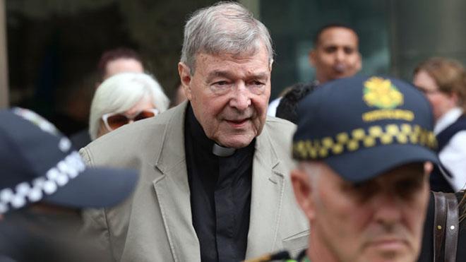 Bồi thẩm đoàn kết luận Hồng y người Australia G.Pell phạm tội xâm hại tình dục