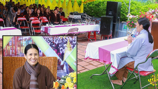MỚI NHẤT: Ngày 26/3, Quảng Ninh họp báo về vụ 'thỉnh vong báo oán' tại chùa Ba Vàng