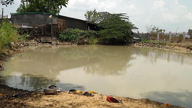 3 học sinh tiểu học đuối nước thương tâm