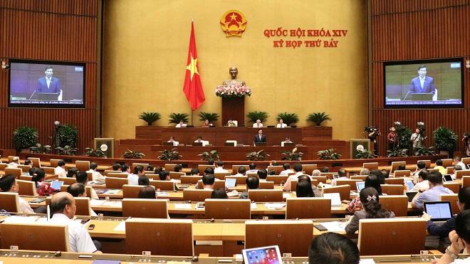 Bộ trưởng Nguyễn Ngọc Thiện trả lời chất vấn về Ngọc Trinh và các cuộc thi chui nhan sắc