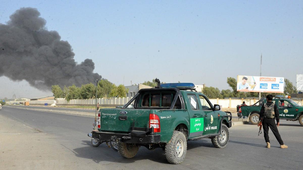 Taliban thừa nhận tấn công sở cảnh sát Afghanistan, 12 người tử vong