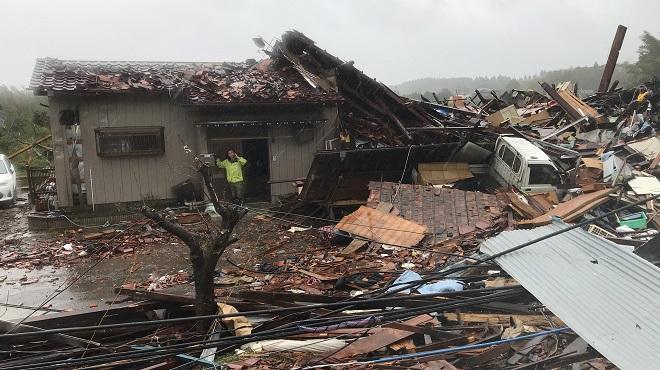 Siêu bão Hagibis tàn phá Nhật Bản, hàng chục người chết và mất tích, 3 triệu người phải sơ tán