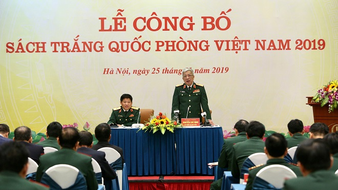 """Kết quả hình ảnh cho Các chuyên gia phương Tây và Việt Nam nhận định tích cực về Sách trắng Quốc phòng Việt Nam 2019"""""""
