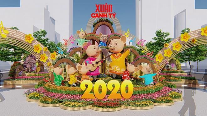 Link xem trực tiếp bắn pháo hoa chào đón Tết Canh Tý 2020 trên cả nước