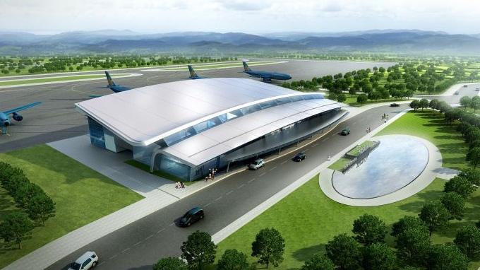 Điều chỉnh quy hoạch chi tiết Cảng hàng không Thọ Xuân, Thanh Hóa
