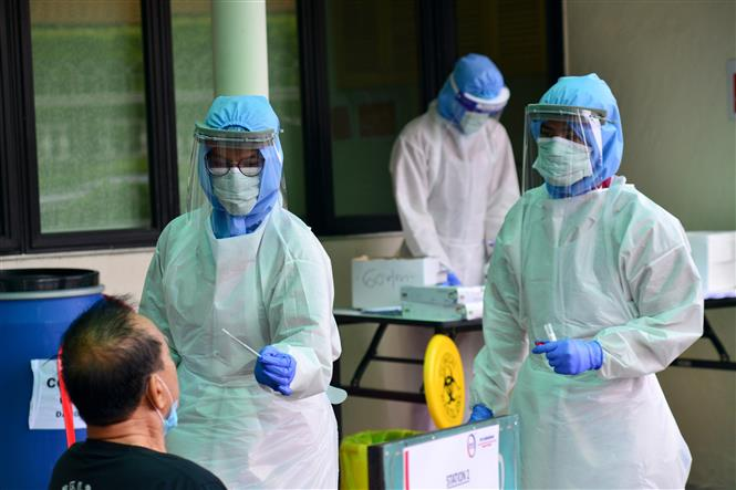 Tình hình dịch corona tại Việt Nam ngày 24/4, Tình hình dịch bệnh ngày 24/4, Số ca nhiễm corona ngày 24/4, Covid 24/4, tình hình covid hôm nay, covid hôm nay, covid 19