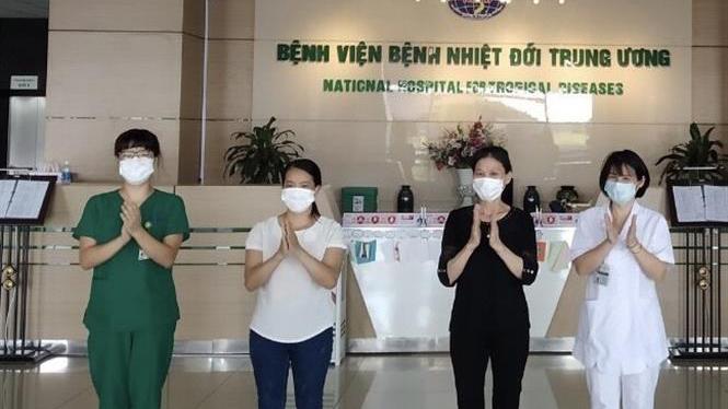 Dịch COVID-19: Tiếp tục điều trị 58 bệnh nhân; 14.744 người được cách ly, theo dõi sức khỏe