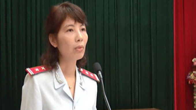 Vụ Thanh tra xây dựng nhận hối lộ tại Vĩnh Phúc: Khởi tố bị can, bắt tạm giam Nguyễn Thị Kim Liên