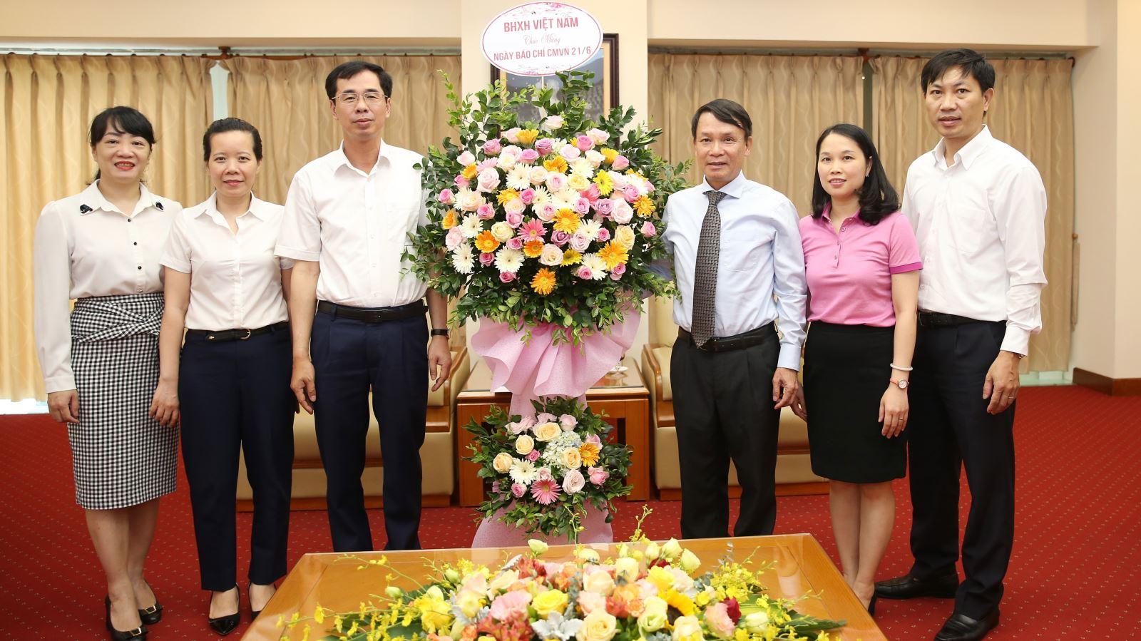 Lời cảm ơn của Thông tấn xã Việt Nam nhân kỷ niệm 95 năm Ngày Báo chí Cách mạng Việt Nam