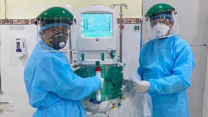 Bệnh nhân 437 tử vong do sốc nhiễm trùng trên nền bệnh lý nặng và mắc COVID-19