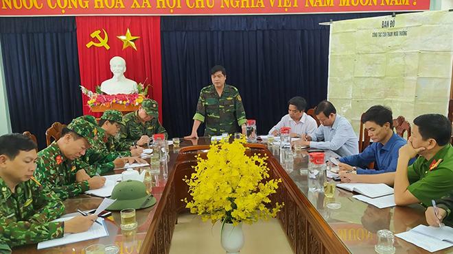 Vụ sạt lở tại huyện Phước Sơn - Quảng Nam: Lũ quét cản trở việc tìm kiếm, cứu nạn