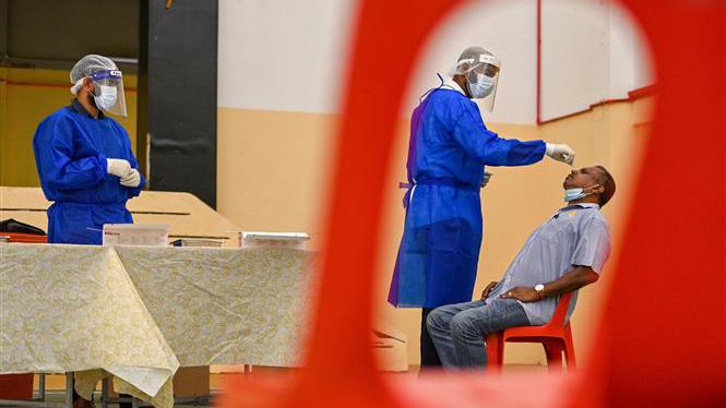 Dịch Covid-19 ngày 23/1: Thế giới có hơn 98,84 triệu ca bệnh và hơn 2,11 triệu ca tử vong