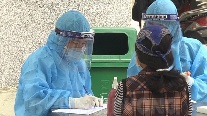 Dịch Covid-19: Thiết lập vùng cách ly y tế tại huyện Cẩm Giàng, Hải Dương