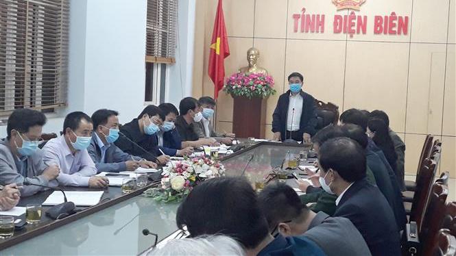 Dịch Covid-19: Ghi nhận 3 trường hợp dương tính lần 1, tỉnh Điện Biên họp khẩn trong đêm
