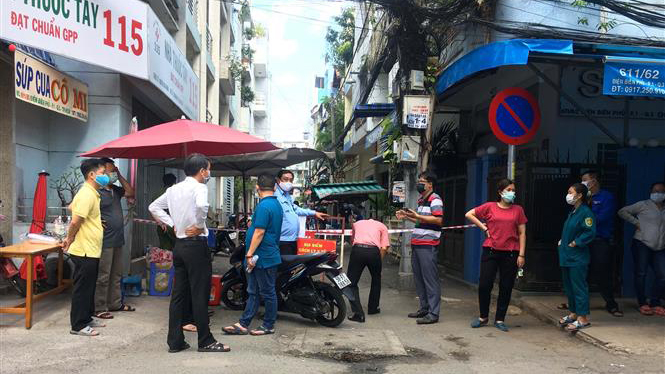 Dịch Covid-19: Sẵn sàng lập chốt kiểm soát lưu thông tại quận Gò Vấp và phường Thạnh Lộc, quận 12