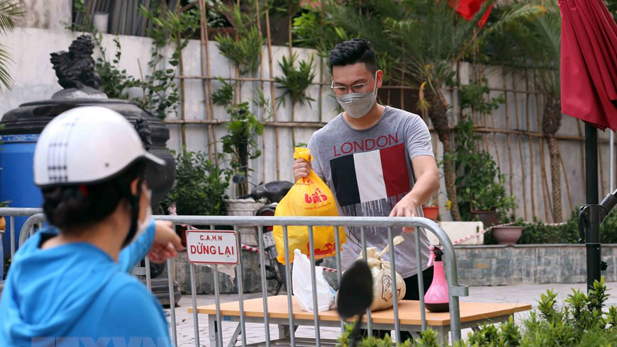 Hà Nội: Phong tỏa tòa chung cư Viễn Đông Star vì có liên quan đến 1 cư dân dương tính với SARS-CoV-2