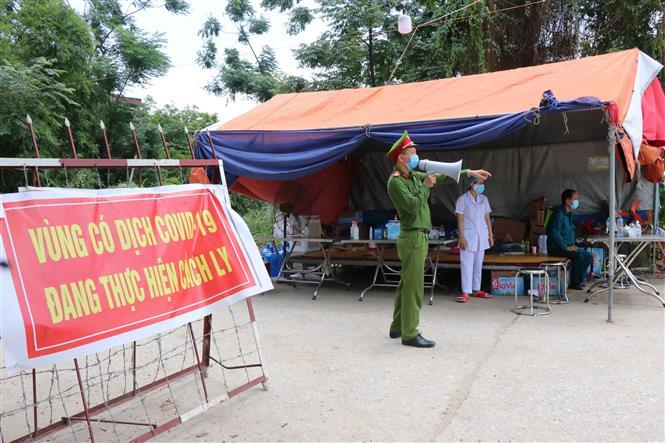 Tình hình dịch Covid-19, 98 ca dương tính ở Bắc Giang, Ổ dịch ở Bắc Giang, ca nhiễm covid ở Bắc Ninh, cập nhật dịch bệnh covid, covid ở Điện Biên, ca nhiễm ở Hòa Bình