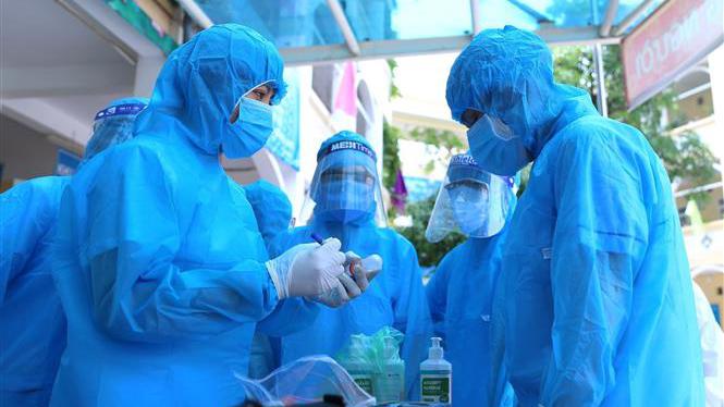 Dịch Covid-19 trưa 19/9: Hà Nội thêm 3 ca liên quan đến các ca bệnh ở phường Việt Hưng, Long Biên