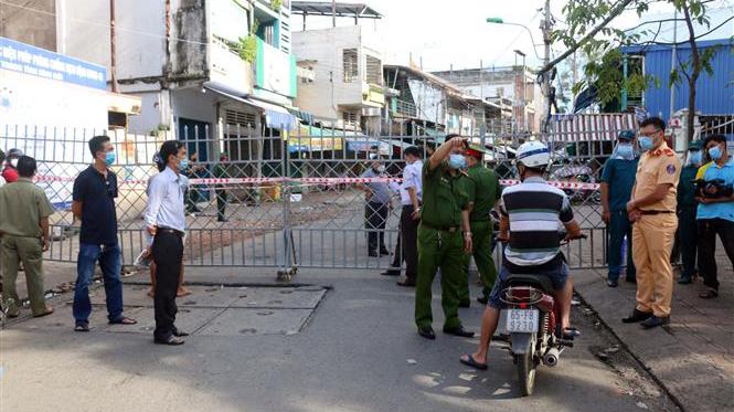 Cần Thơ giãn cách xã hội 2 quận Ninh Kiều và Cái Răng theo Chỉ thị 16