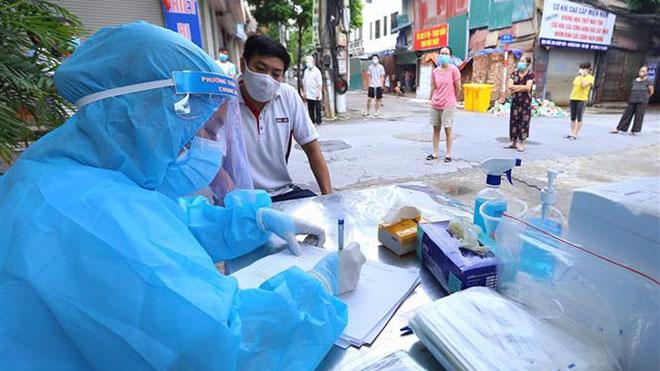 Dịch Covid-19 sáng 29/8: Hà Nội thêm 33 ca, trong đó có một nữ nhân viên y tế