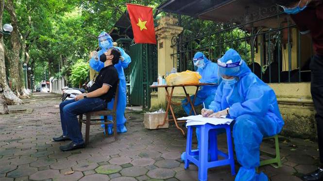 Dịch Covid-19 tối 12/9: Hà Nội ghi nhận 20 ca dương tính trong 24 giờ qua