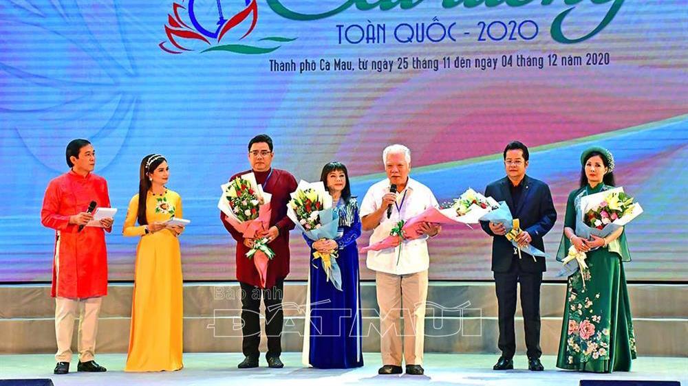 Bế mạc Cuộc thi tài năng trẻ diễn viên cải lương toàn quốc năm 2020
