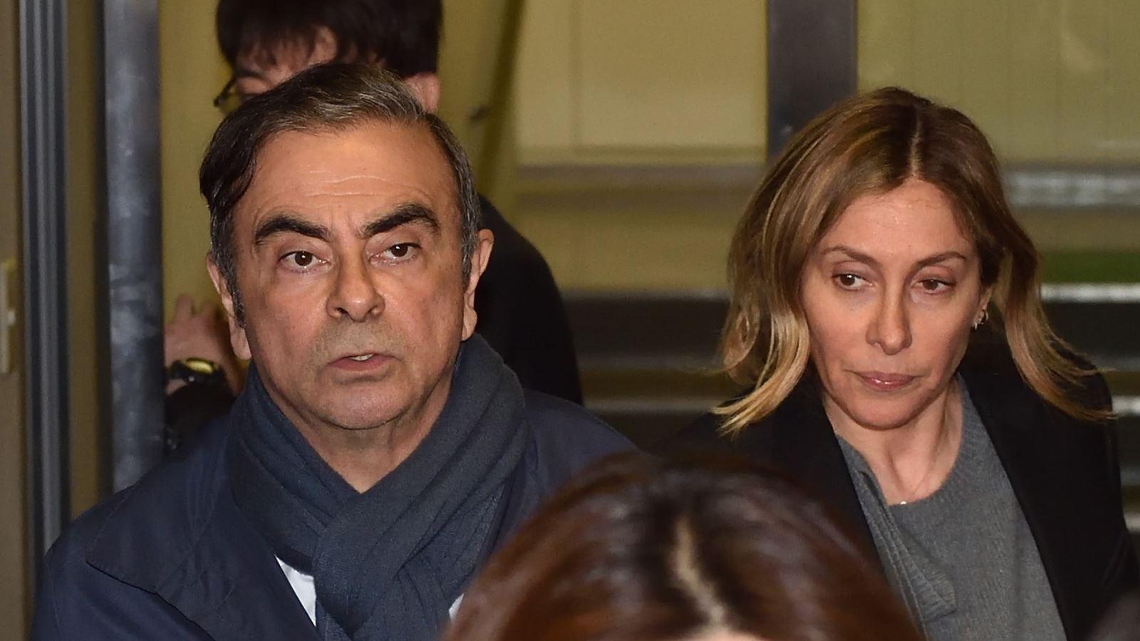 Cựu Chủ tịch Nissan C.Ghosn xuất hiện công khai đầu tiên trong cuộc họp báo tại Liban