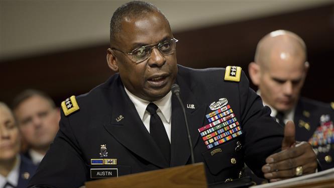 Tổng thống đắc cử Joe Biden chọn tướng nghỉ hưu cho vị trí Bộ trưởng Quốc phòng
