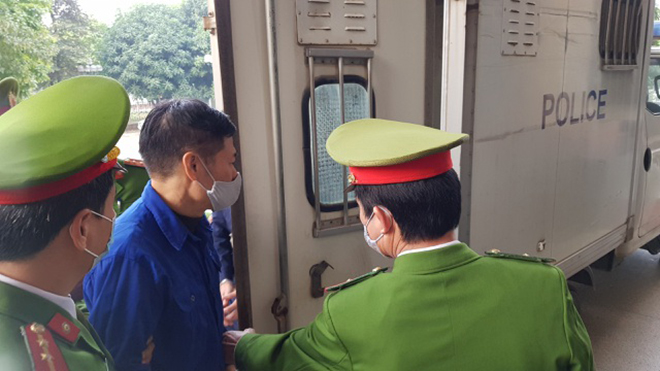 Xét xử vụ án tại CDC Hà Nội: Các bị cáo gây thiệt hại cho Nhà nước hơn 5,4 tỷ đồng